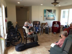 ND hospice banjo Neal